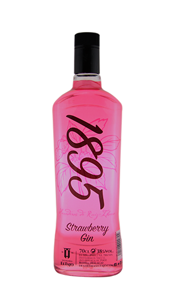 Gin 1895 Strawberry