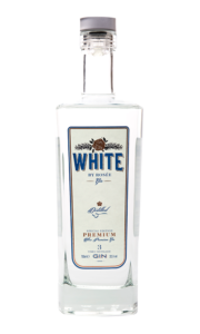White gin premium by rosee
